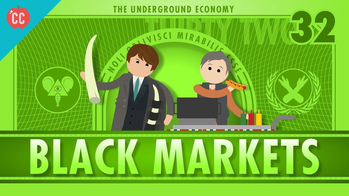 Apa yang dimaksud dengan Ekonomi Bawah Tanah (Underground ...