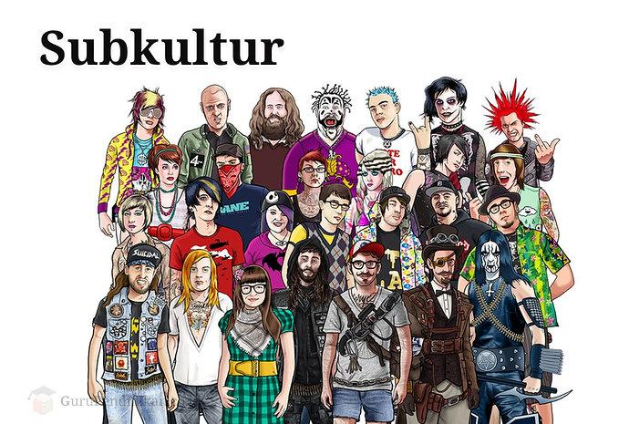 Apa yang dimaksud denga  Teori Subculture ?690x465