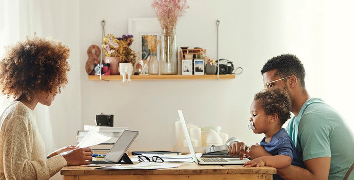 dual career families