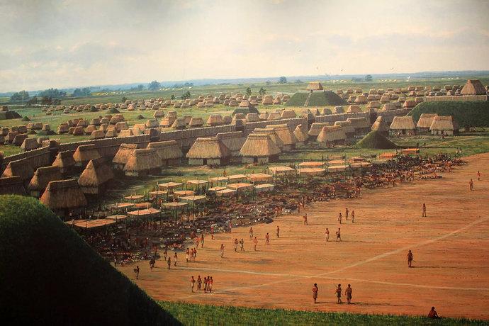Kota kuno Cahokia