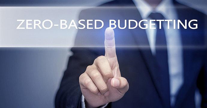 Penganggaran Dasar Nol atau Zero Based Budgeting (ZBB)