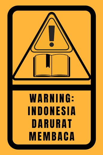 Indonesia Darurat Membaca