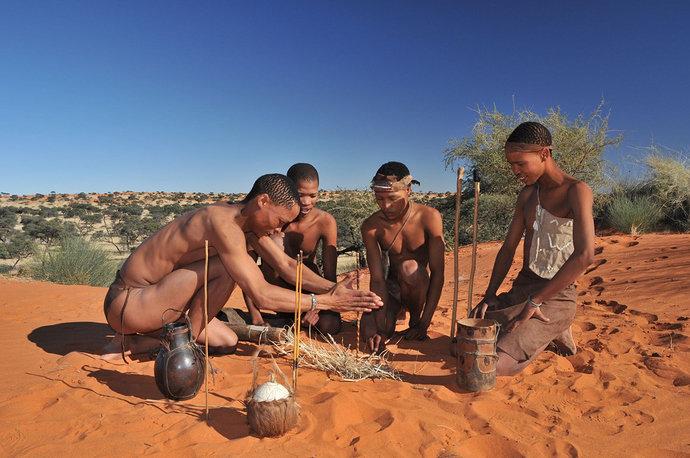 Suku Bushmen