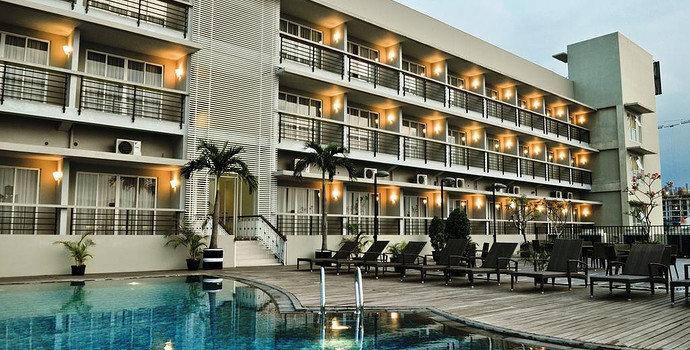 hotel apartemen
