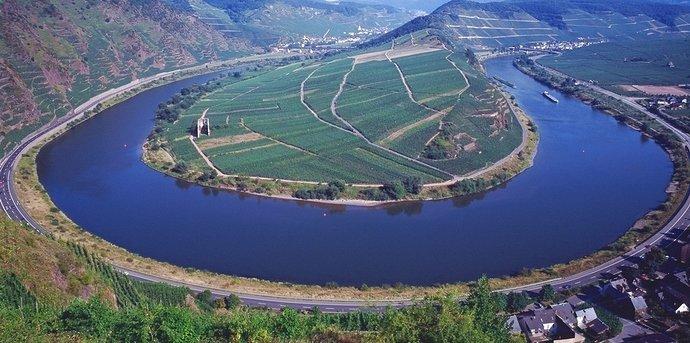 sungai rhein
