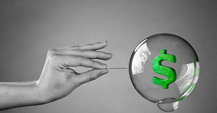 Gelembung Ekonomi atau Bubble Economy
