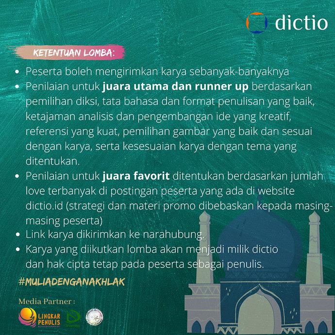 Lomba Dictio Syiar Agama 1.0 -5