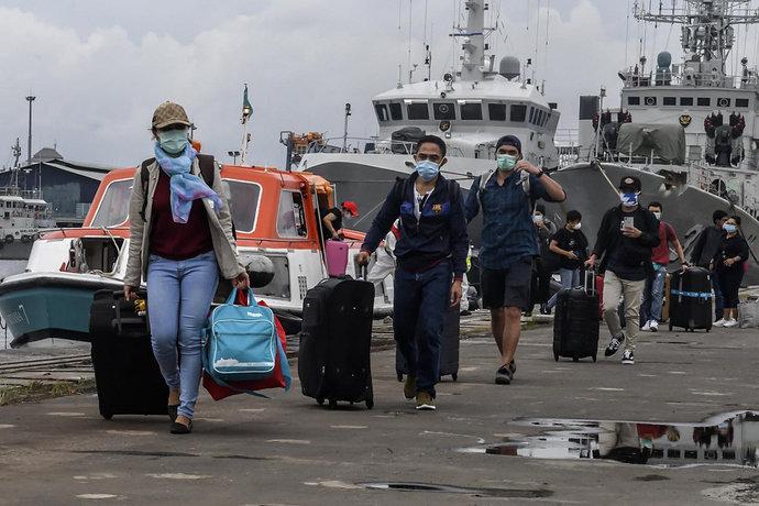 Apa yang dimaksud dengan migrant worker?