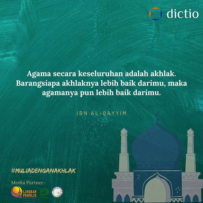 Lomba Dictio Syiar Agama 1.0 -2