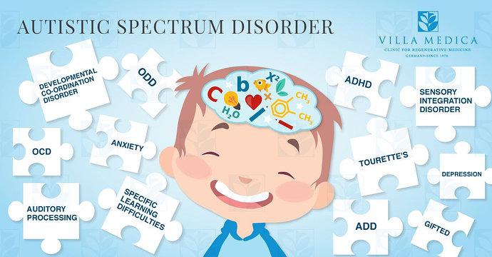 Spektrum Autis Disorder