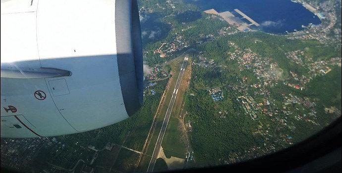 elapsed flying time