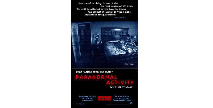Paranormal Activity Series