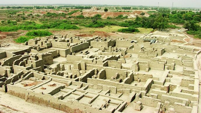 kota kuno Mohenjo Daro