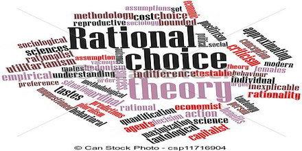 teori pilihan rasional