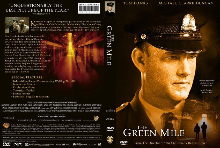 The Green Mile 1999 Movie Dictio Community