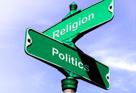 politisasi agama