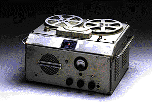 Tape Recorder Magnetic