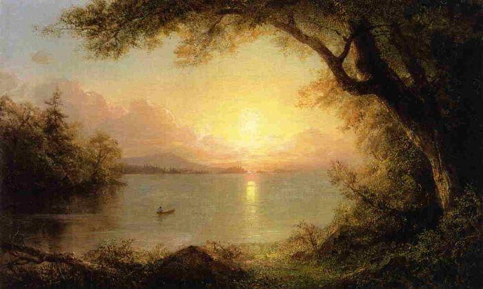 Manakah Lukisan Pemandangan Alam Yang Terbaik Menurut Anda