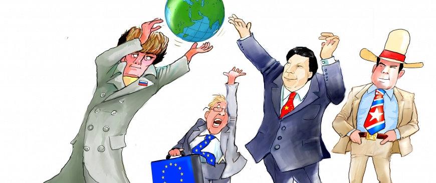 pemerintahan global
