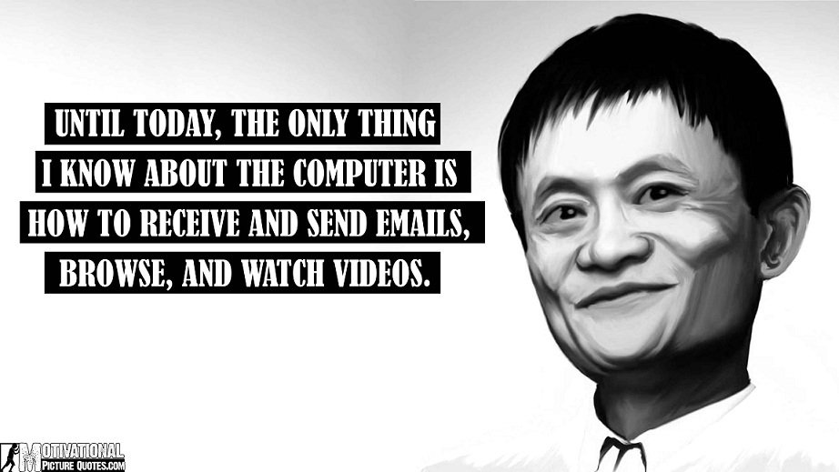 Quotes Jack Ma Tentang Kesalahan - Daily Quotes