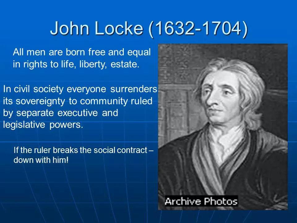 john locke provisos John locke the state of nature in the chapter five of john locke and john rawls on property john locke provisos property according to karl marx and john locke.