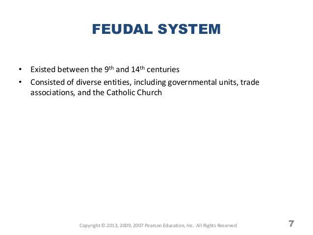 Apa yang dimaksud dengan Feudal System? - Hubungan ...
