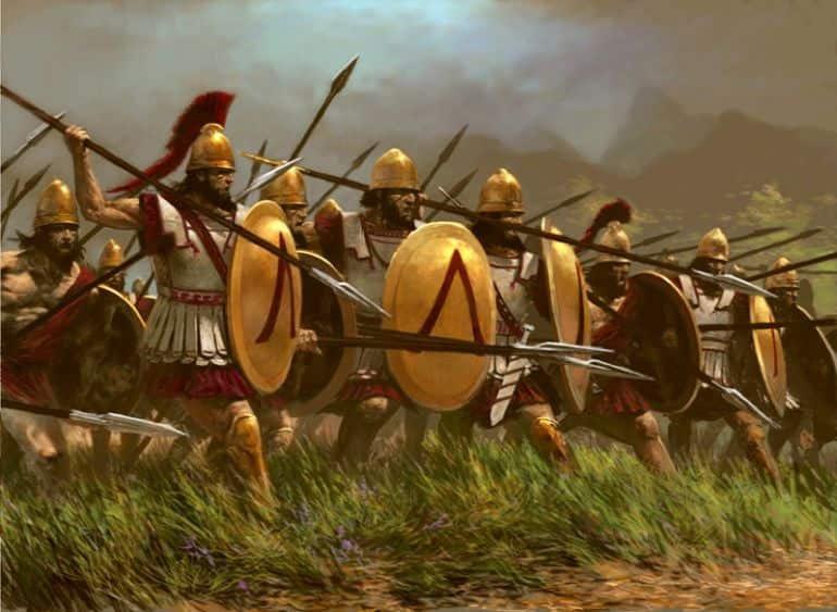 Prajurit Sparta
