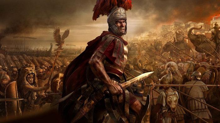 Prajurit Romawi