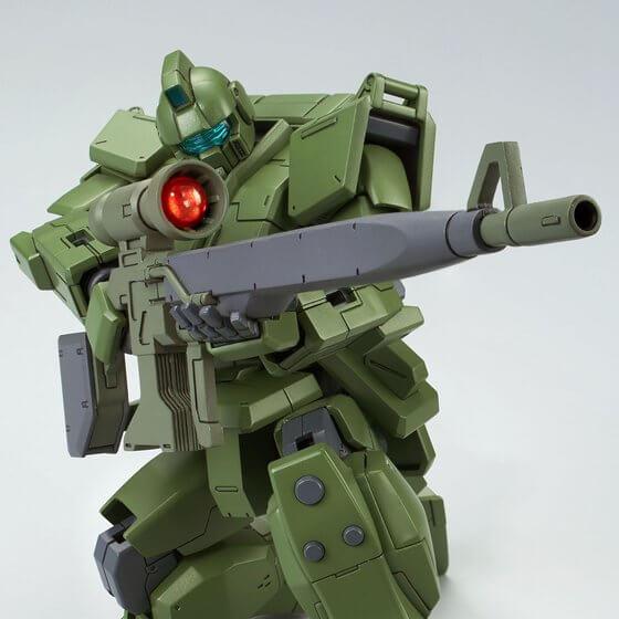 P-Bandai: HGUC 1/144 RGM-79 [G] GM Sniper