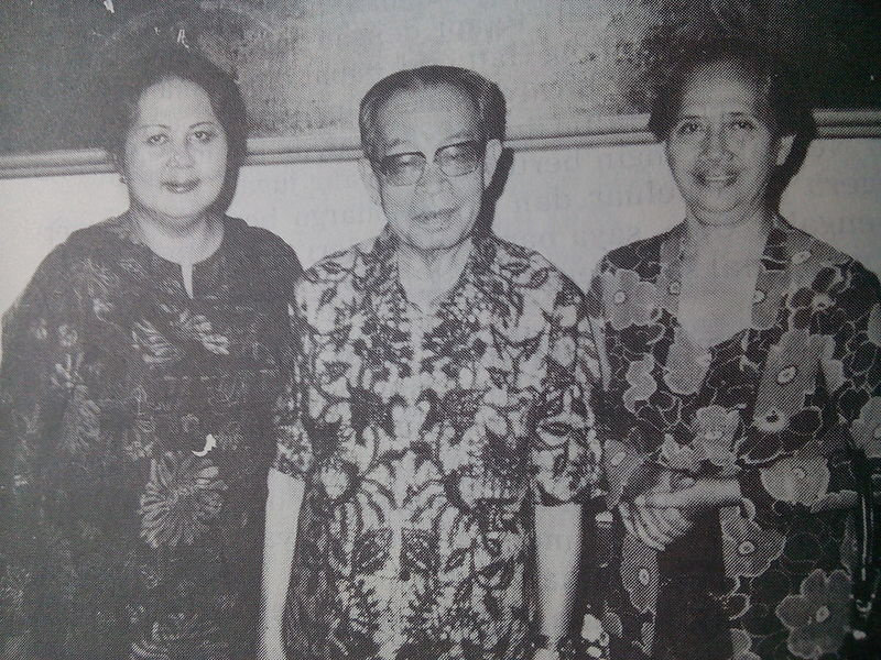 Foto terakhir Bung Hatta