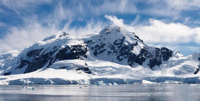 Tips mendaki gunung es