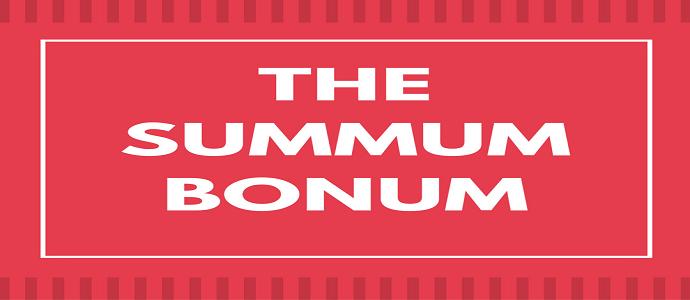 Kebaikan Tertinggi atau Summum Bonum