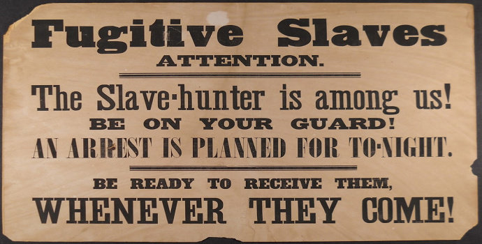 The Slave Fugitive Law