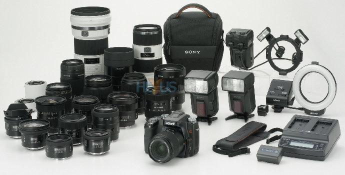 perlengkapan photography