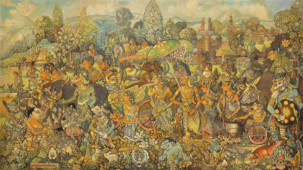 Kitab Nagarakartagama