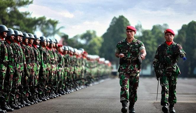 strategi militer