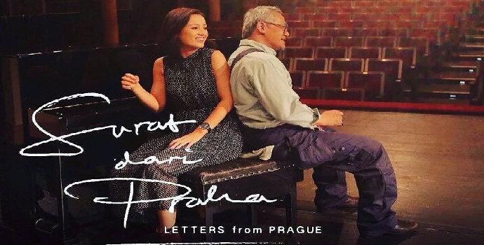 Surat dari Praha