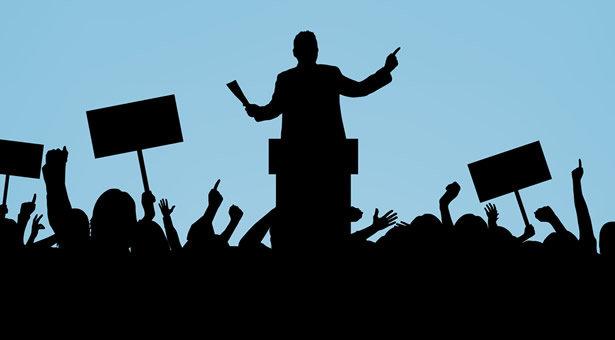 dunia politik