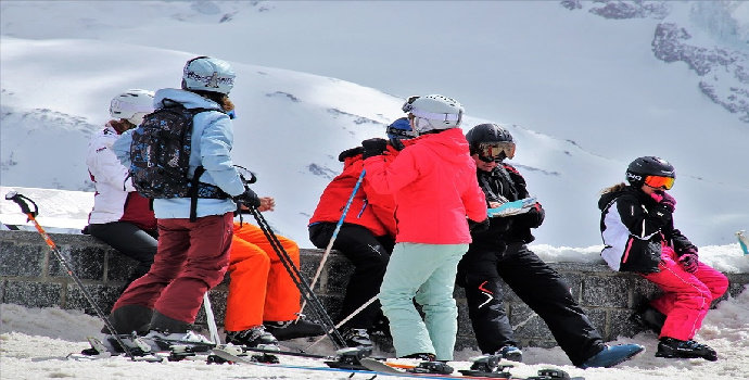 ski Jepang