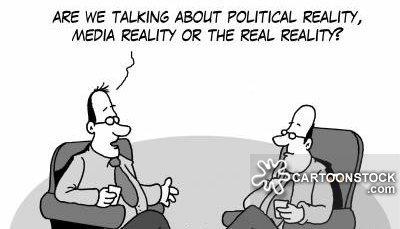 politik media