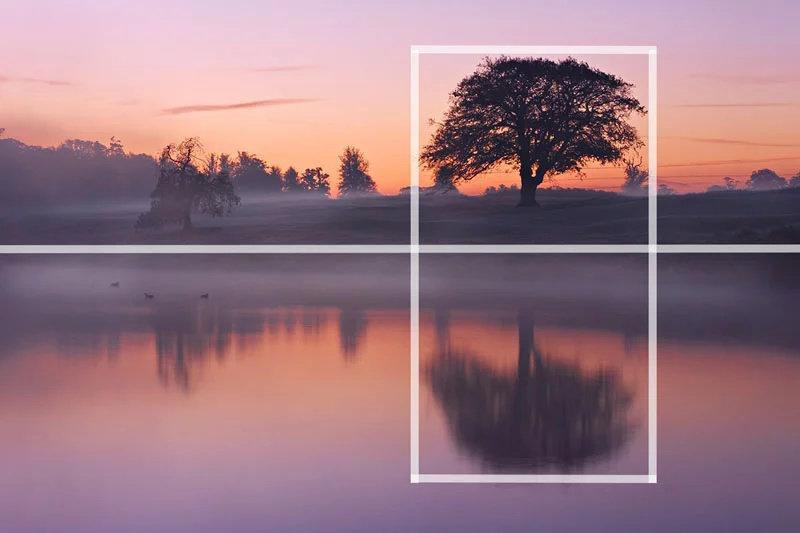 komposisi foto dalam fotografi