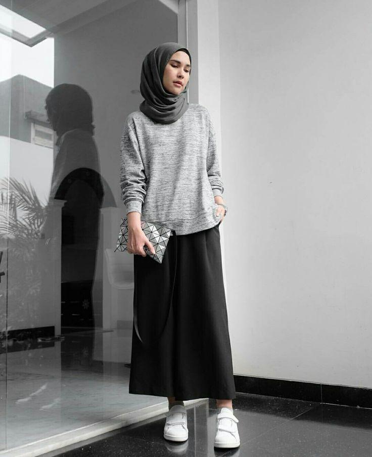 Bagaimana Tren Fashion Hijab 2018 Ilmu Fashion Dictio Community
