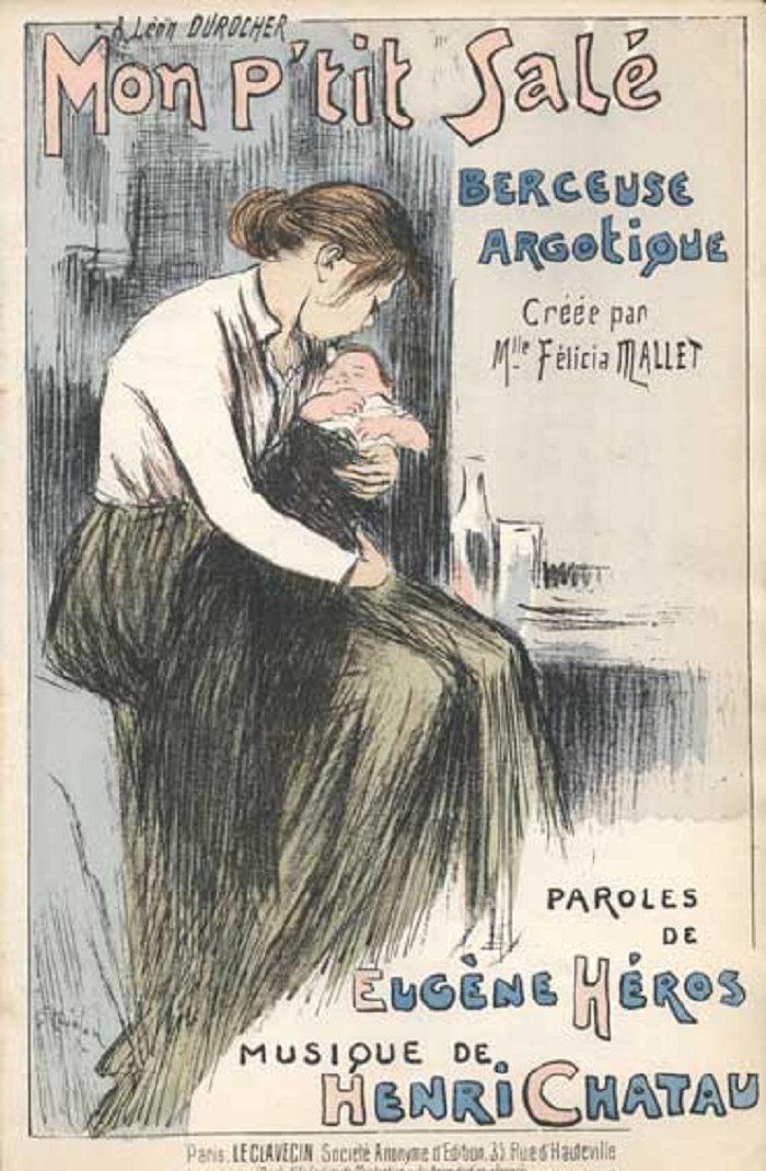 Prison Fin de Siecle, Theophile Steinlen, 1891