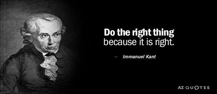 filusuf Immanuel Kant