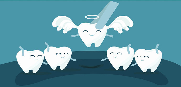 mencabut gigi