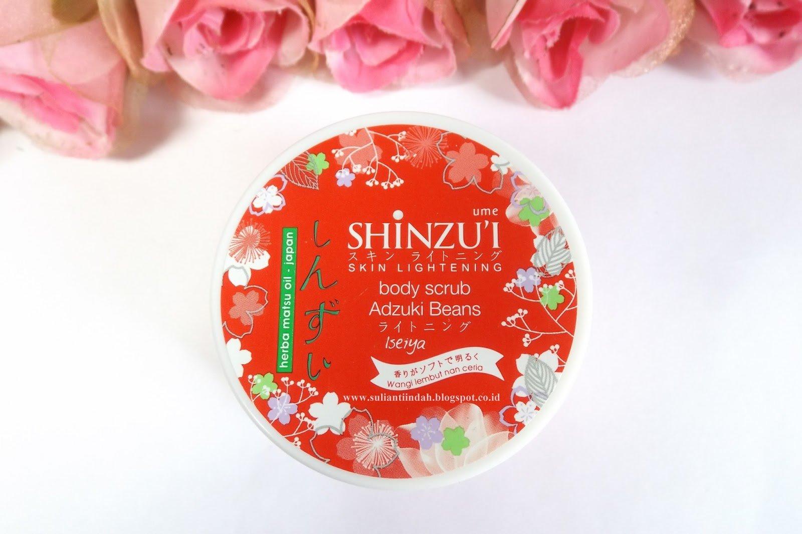 Review Shinzui Body Scrub Adzuki Beans Iseiya Beauty Dictio Scrub2bbunga1600x1066 193 Kb