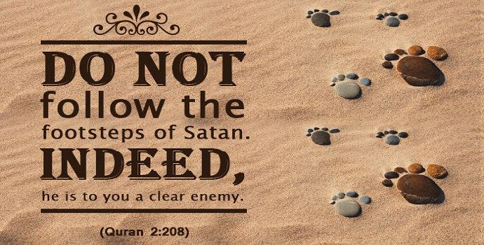 Setan adalah musuh nyata