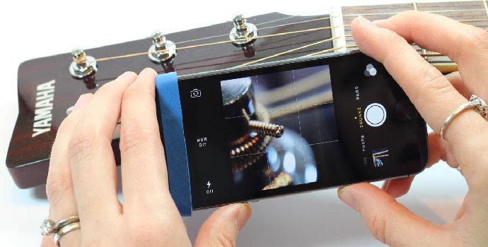 Foto Makro dengan Handphone