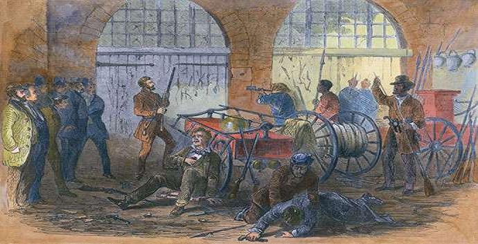 Serangan John Brown terhadap Harper's Ferry
