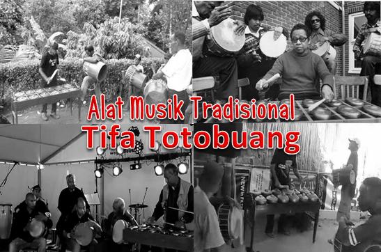 Fungsi Tifa Totobuang Alat Musik Tradisional Maluku